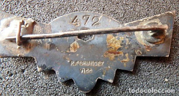 Militaria: (JX-210407)Distintivo en plata de Especialista en Automovilismo. - Foto 4 - 256002125