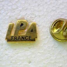 Militaria: PIN POLICIAL. INTERNATIONAL POLICE ASSOCIATION IPA. ASOCIACIÓN INTERNACIONAL POLICÍA. FRANCIA. Lote 257333160