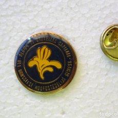 Militaria: PIN POLICIAL. POLICÍA REGIÓN DE BRUSELAS CAPITAL? BÉLGICA. Lote 257334330