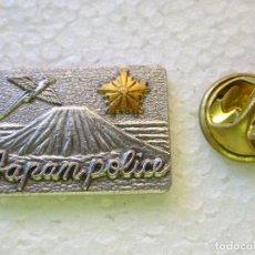 Militaria: PIN POLICIAL. POLICÍA DE JAPÓN. JAPAN POLICE. Lote 257335400