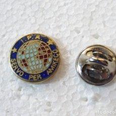 Militaria: PIN POLICIAL. INTERNATIONAL POLICE ASSOCIATION IPA ASOCIACIÓN INTERNACIONAL POLICÍA. Lote 258144535