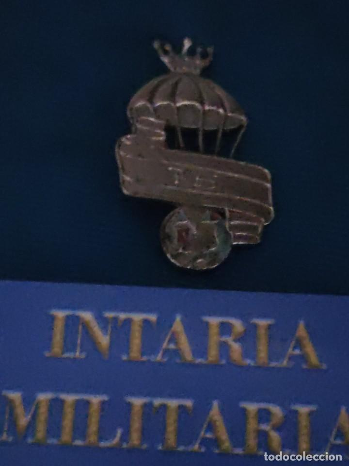 DISTINTIVO DE PARACAIDISMO ESPAÑOL (Militar - Insignias Militares Españolas y Pins)