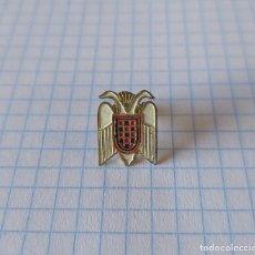 Militaria: INSIGNIA DE ROSCA SEU, ÁGUILA BICÉFALA. Lote 262421875