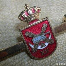 Militaria: BELLO PISACORBATAS DEL REGIMIENTO DE ARTILLERIA AUTOPROPULSADA NÚMERO XII. Lote 263187580