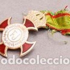 Militaria: MEDALLA AL MERITO EJERCITO HÚNGARO - S. XIX (RÉPLICA MODERNA). Lote 263784530