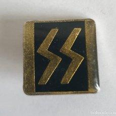Militaria: INSIGNIA MILITAR ALEMANIA WWII TERCER REICH ESVASTICA SS NAZI. Lote 266721728