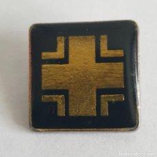 Militaria: INSIGNIA MILITAR ALEMANIA WWII TERCER REICH ESVASTICA SS NAZI. Lote 266722118