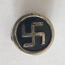 Militaria: INSIGNIA MILITAR ALEMANIA WWII TERCER REICH ESVASTICA SS NAZI. Lote 266722358