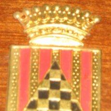 Militaria: DISTINTIVO DE BRAZO URGEL. Lote 269086493