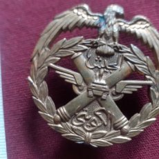 Militaria: EMBLEMA DE TANQUES. BLINDADOS. PAÍSES ÁRABES. Lote 269147503
