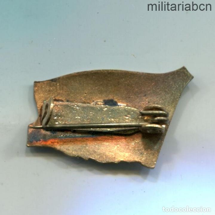 Militaria: República Socialista de Checoslovaquia. Insignia de solapa del 1º de Mayo de 1953. - Foto 2 - 269359118
