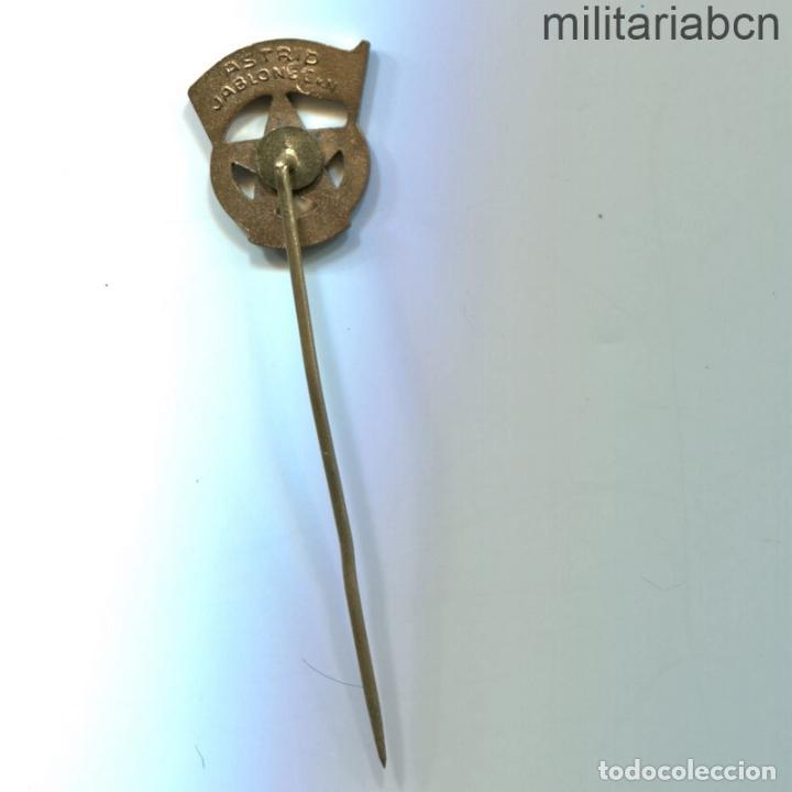 Militaria: República Socialista de Checoslovaquia. Insignia solapa del KSC Partido Comunista de Checoslovaquia - Foto 2 - 269361198