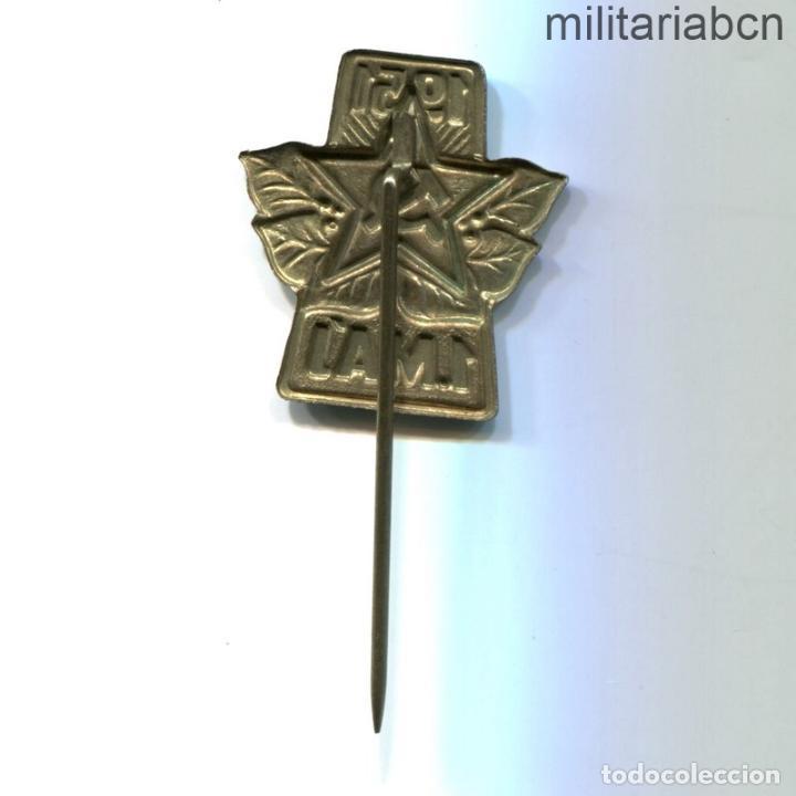 Militaria: República Socialista de Checoslovaquia. Insignia de solapa del 1º de Mayo de 1951. - Foto 2 - 269368253