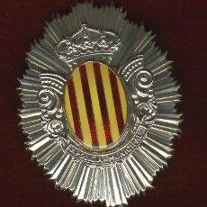 Militaria: PLACA POLICÍA MUNICIPAL DE CATALUNYA. Lote 270528428