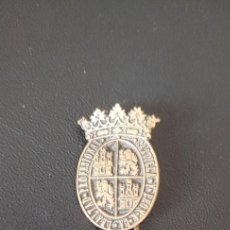 Militaria: ALFILER PINS, SOLAPA EN COBRE, CASTILLA Y LEÓN A LA LEALTAD PROFESIONAL .. Lote 271157458