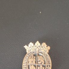 Militaria: PINS, SOLAPA EN COBRE, CASTILLA Y LEÓN A LA LEALTAD PROFESIONAL .. Lote 271195923