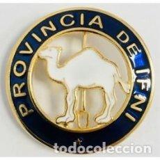 Militaria: DISTINTIVO ANTIGUO PROVINCIA DE IFNI - SAHARA. Lote 271538173