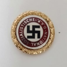 Militaria: INSIGNIA DE AGUJA ALEMANA NAZI NSDAP 1939. Lote 273294533
