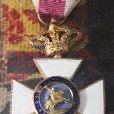 Militaria: MEDALLA ESPAÑOLA DE LA REAL Y MILITAR ORDEN DE SAN HERMENEGILDO - PREMIO A LA CONSTANCIA MILITAR. Lote 276297308