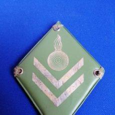 Militaria: ROMBO MILITAR ARTILLERÍA. Lote 277060553