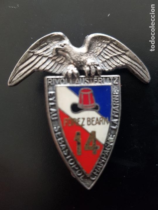 FOREZ BEARN 14 (Militar - Insignias Militares Internacionales y Pins)
