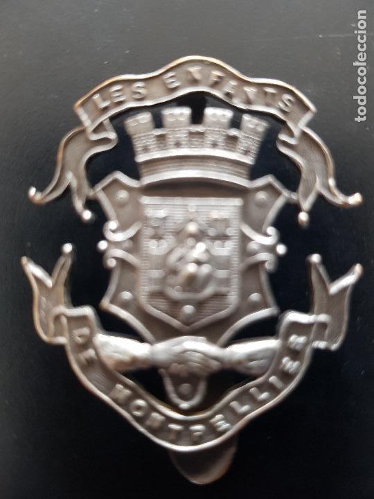 LES ENFANTS DE MONTPELLIER (Militar - Insignias Militares Internacionales y Pins)
