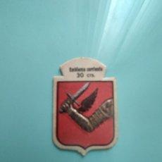 Militaria: EMBLEMA CORRIENTE AUXILIO SOCIAL SERIE C N⁰22. BERENGEL.. Lote 279414033