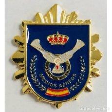 Militaria: DISTINTIVO DE PERMANENCIA A LA ESPECIALIDAD DE MEDIOS AÉREOS DE LA POLICÍA NACIONAL. Lote 288597798