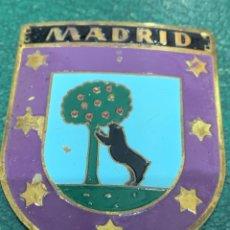Militaria: PLACA PROVINCIA OJE - MADRID - FRENTE JUVENTUDES - FALANGE -. Lote 288599568