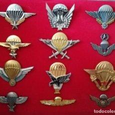 Militaria: INSIGNIAS PARACAIDISTAS. Lote 289623143
