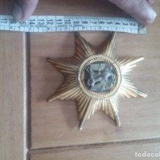 Militaria: IMPRESIONANTE INSIGNIA PRUSIANA ORIGINAL. Lote 294053013