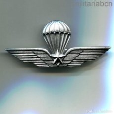 Militaria: ITALIA. REPÚBLICA ITALIANA. ALAS DE PARACAIDISTA. MODELO CON ESTRELLA.. Lote 295430333