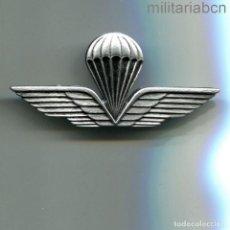 Militaria: ITALIA. REPÚBLICA ITALIANA. ALAS DE PARACAIDISTA. MODELO SIN ESTRELLA.. Lote 295430448