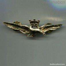 Militaria: ITALIA. REPÚBLICA ITALIANA. ALAS DE PILOTO MILITAR.. Lote 295430658