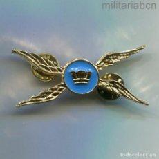 Militaria: ITALIA. REPÚBLICA ITALIANA. ALAS DE PILOTO MILITAR DE HELICÓPTEROS. OFICIAL.. Lote 295430868