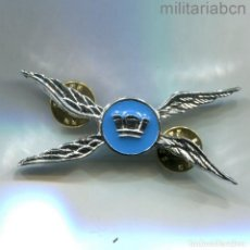 Militaria: ITALIA. REPÚBLICA ITALIANA. ALAS DE PILOTO MILITAR DE HELICÓPTEROS. SUBOFICIAL.. Lote 295431013