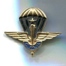 Militaria: ITALIA. REPÚBLICA ITALIANA. INSIGNIA DE PARACAIDISTA DEL CMP C.M.P. - CENTRO MILITARE PARACADUTISMO. Lote 295432068