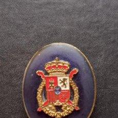 Militaria: INSIGNIA DE PERTENENCIA A LA GUARDIA REAL. ÉPOCA DE JUAN CARLOS I.. Lote 296595218