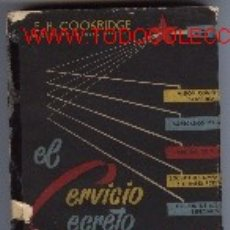 Militaria: LIBRO: EL SERVICIO SECRETO SOVIÉTICO.. Lote 2298778