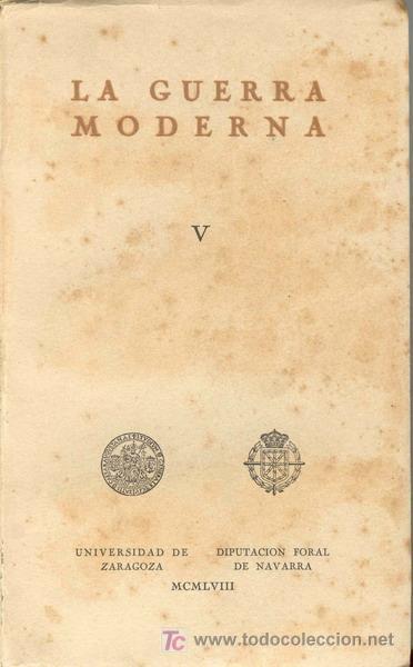 LA GUERRA MODERNA (Militar - Libros y Literatura Militar)