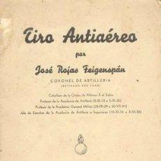 Militaria: TIRO ANTIAEREO. Lote 21040760