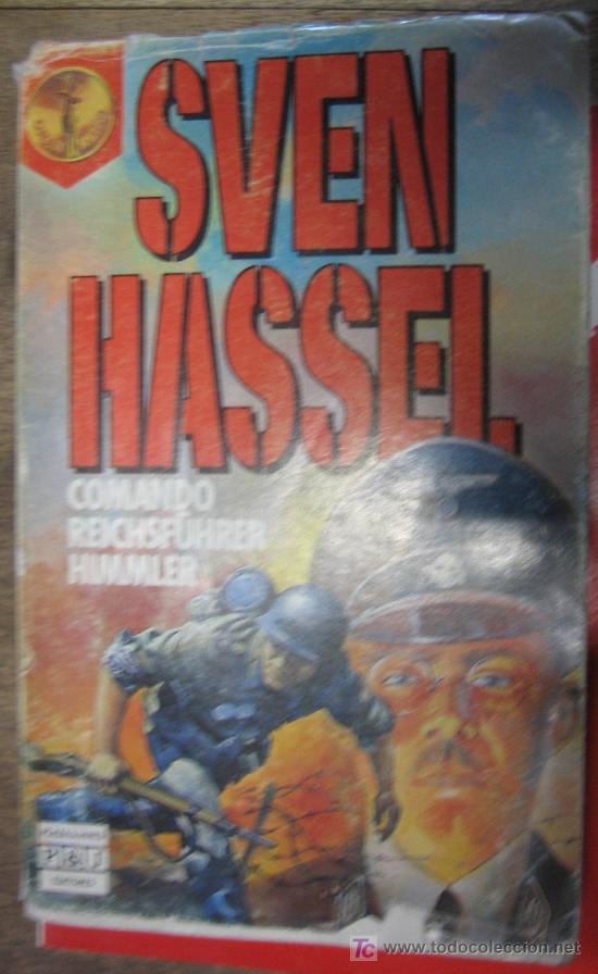 COMANDO REICHSFÜRER HIMMLER, 290 PÁG, 1980 (Militar - Libros y Literatura Militar)