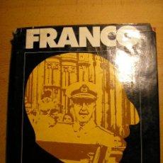 Militaria: FRANCO MAYO DE 1975 , LIBRO ANTIGUO.. Lote 27250310