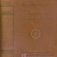 Militaria: OBRAS COMPLETAS DE MOLA. Lote 26317112