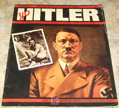 YO HITLER (Militar - Libros y Literatura Militar)