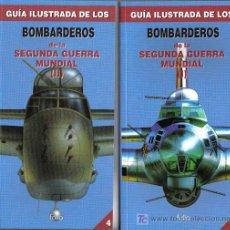 Militaria: GUIAS ILUSTRADAS DE LOS BOMBARDEROS - II GUERRA MUNDIAL . Lote 22328873