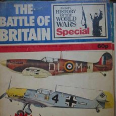 Militaria: THE BATTLE OF BRITAIN. PURNELL'S HISTORY OF THE WORLD WARS SPECIAL.. Lote 22150180
