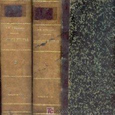 Militaria: 1904 JUSTICIA MILITAR TRATADO EN DOS TOMOS. Lote 21423629