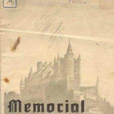 Militaria: 1936 MEMORIAL DE ARTILLERIA. Lote 24443099