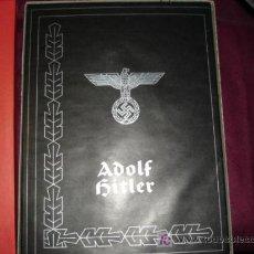 Militaria: ADOLF HITLER - IMAGENES DE LA VIDA DEL FURHER. Lote 88876519
